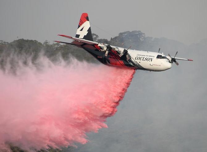 Австралија: Се урна авион за гаснење пожари, загинаа три лица