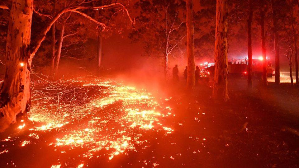 Протести во Австралија поради климатските промени