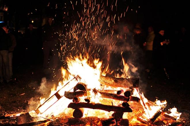 Град Скопје апелира да не се палат огнови на Бадник