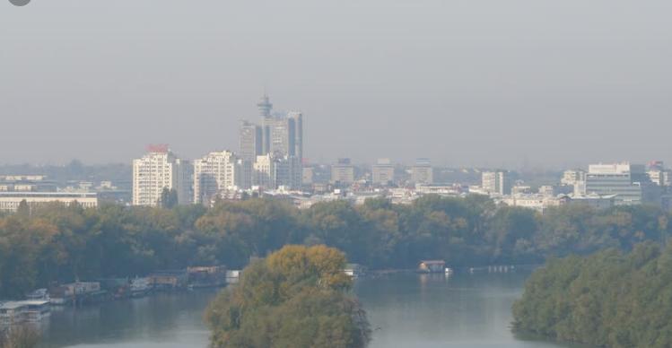 Заради загаденоста на воздухот: Народниот правобранител во Србија почна постапка за контрола на Министерство за екологија