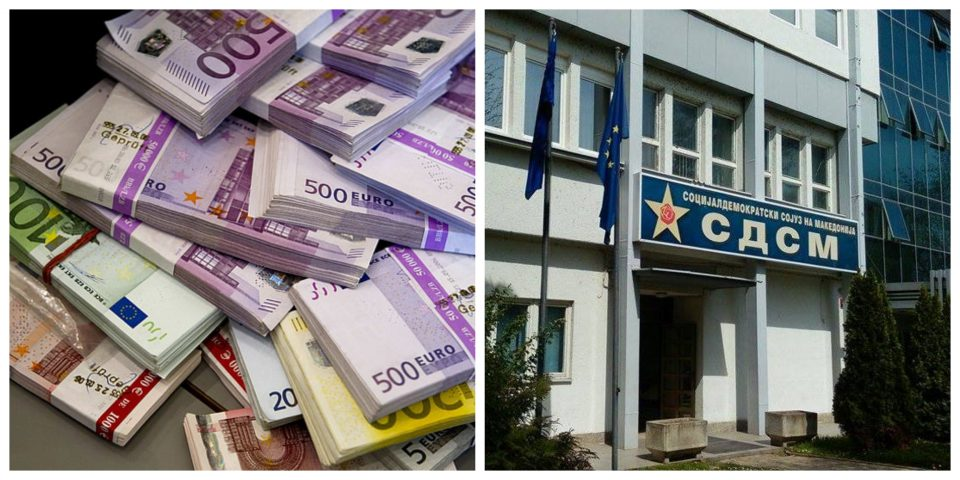 Мицкоски: Програмата на СДСМ на овие избори беше кеш, пари на рака и лаги