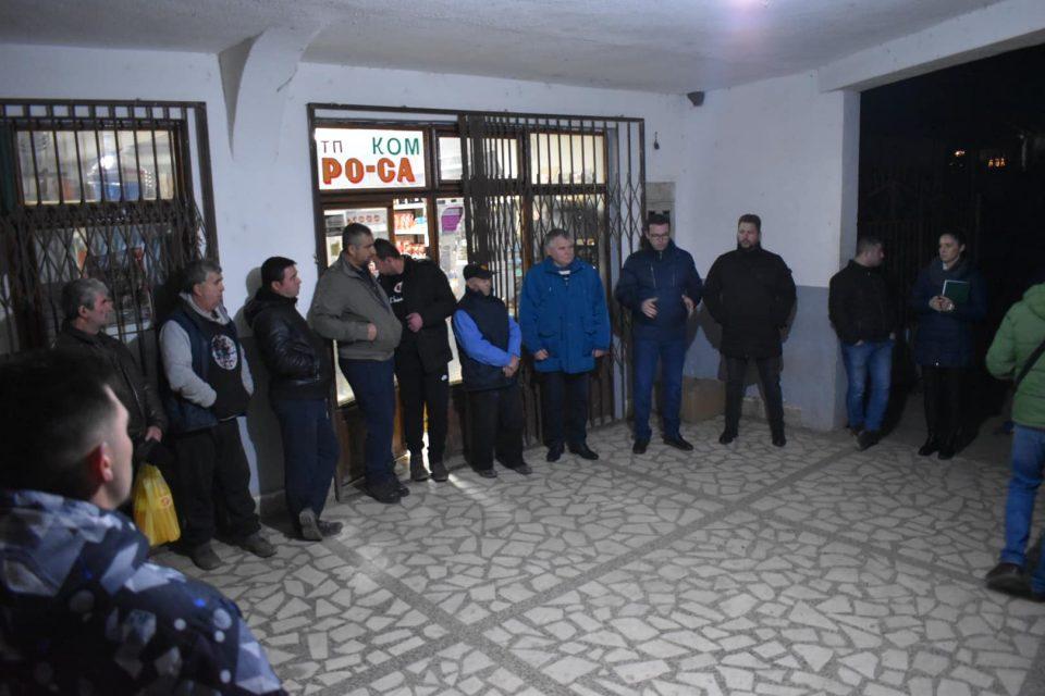 Трипуновски во посета на општина Лозово: Трајане земјоделците од оваа општина те бараат да им објасниш зошто едно им ветуваш, а на друг начин постапуваш