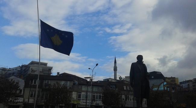 Ден на жалост во Косово за полицаецот кој загина при вршење на должноста