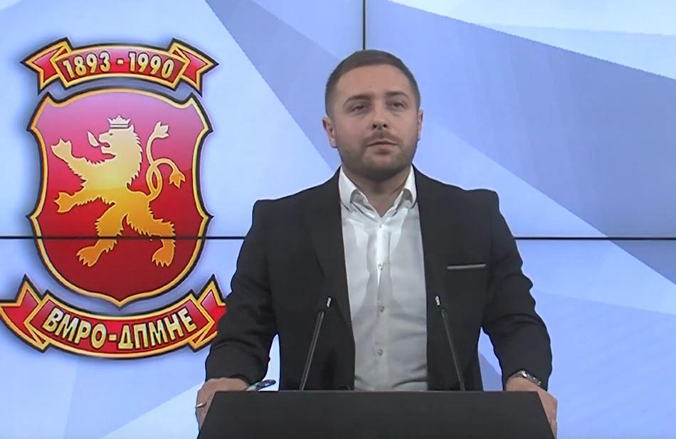 Арсовски: Сериозна зараза од епидемија на непотизам владее и во Прилеп, град кој е под целосна контрола од кадрите на СДСМ