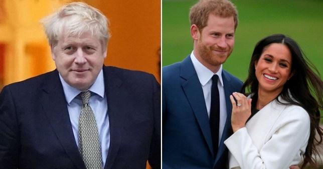 Џонсон: Велика Британија им посакува се најдобро на Хари и Меган