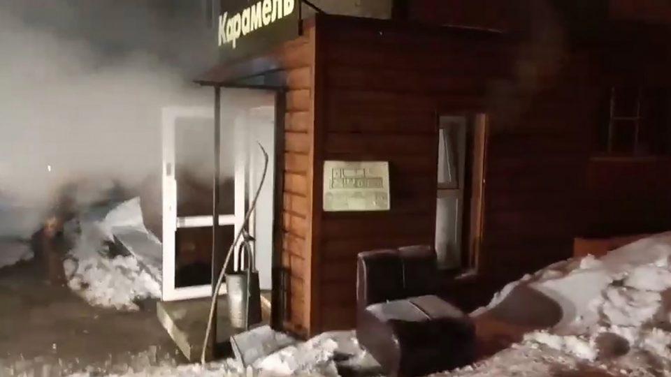 Eксплозија во хотел во Русија, петмина загинати