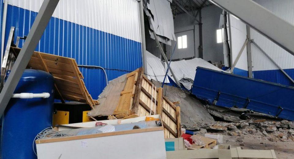 Пет лица загинаа во експлозија во фабрика во Русија