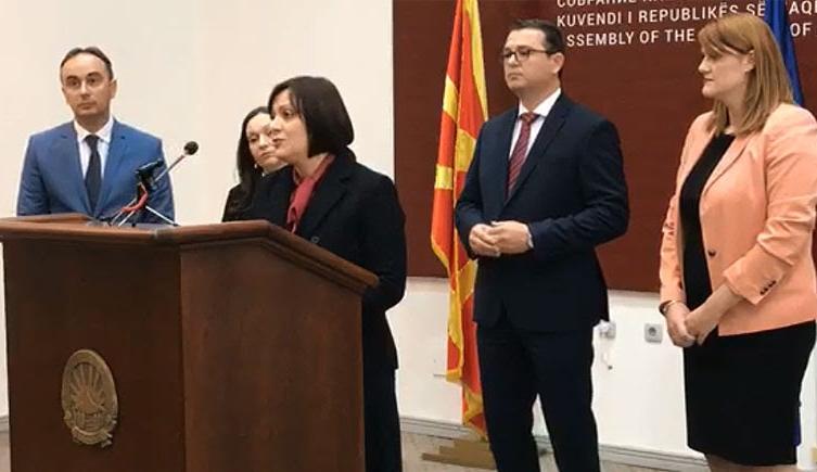 Димитриеска Кочоска: Граѓаните треба да бидат сигурни дека ниту една исплата нема да оди надвор од рамките на законот