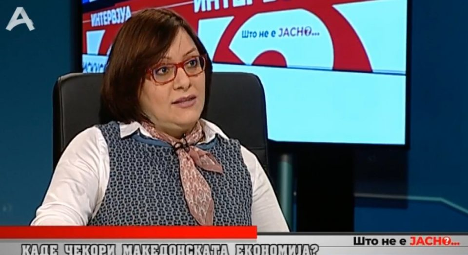 Димитриеска Кочоска: Жестоко ќе се спротивставам на задолжувањата за непродуктивни работи