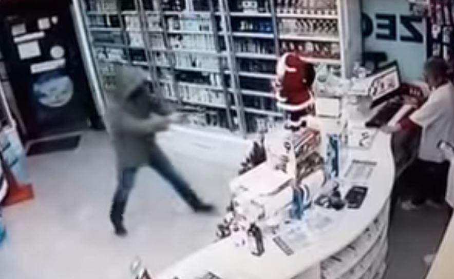 Ограбена аптека во Чаир