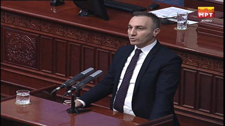 """Груби горд на Охридскиот и Преспанскиот договор, како и на двојазичноста: """"Нема враќање назад""""!"""
