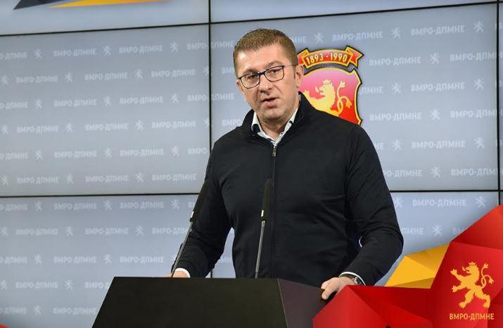 Мицкоски во комуникација со Пендаровски и кабинетот на Спасовски поради загриженоста од излегување на ситуацијата од контрола