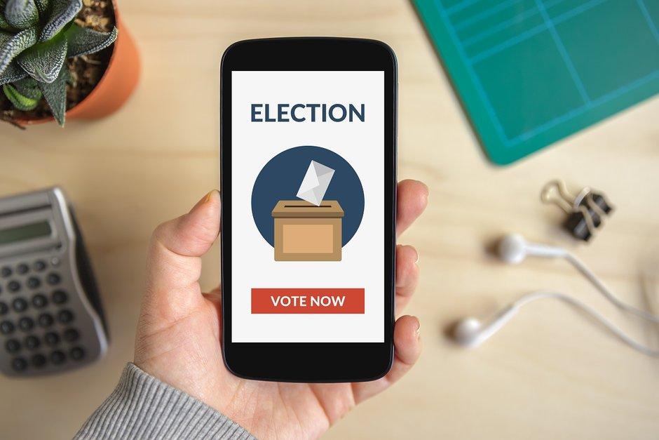 Сиетл експериментира со гласање од мобилни телефони на избори