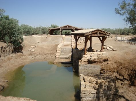 Ова е местото каде што свети Јован го крштевал Исус Христос (ФОТО)