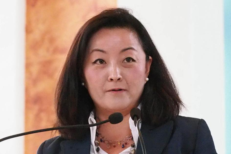 Новата американска амбасадорка Јури Ким допатува во Тирана