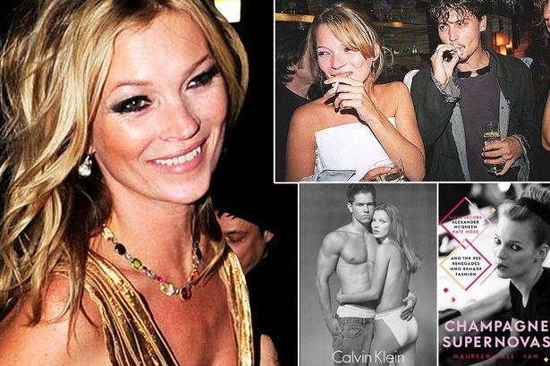 Од згодна убавица на која светот се восхитува, до скандали со кокаин и пожар: Кејт Мос со децении е во центарот на вниманието (ФОТО)