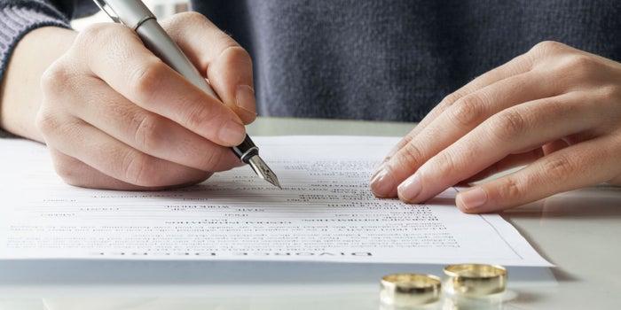 Зошто јануари е месец на разводи?