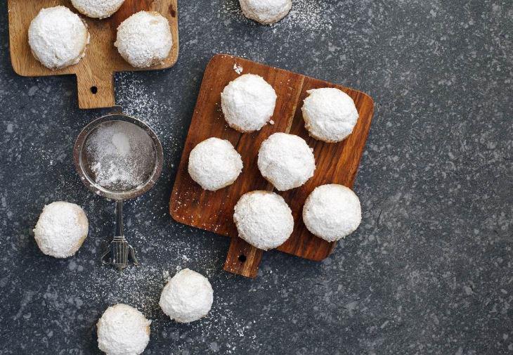 Десерт на денот: Мексикански колачиња од пет состојки