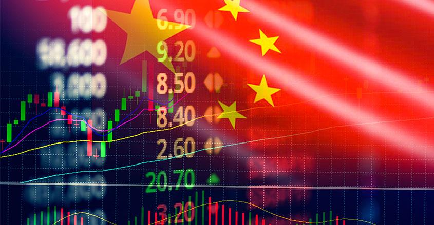 Кина минатата година со најмал економски раст