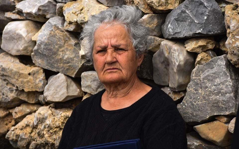 ВИДЕО: Единствената жителка на малиот грчки остров Кинарос пронајдена жива