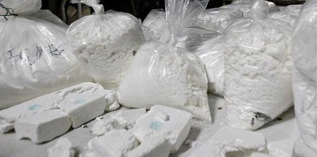Во Парагвај запленет кокаин вреден 500 милиони долари