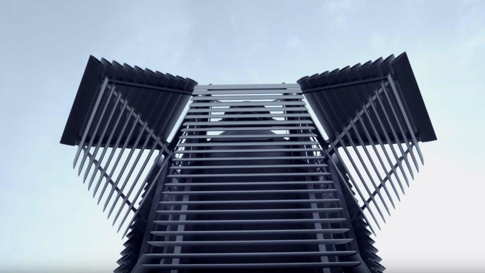 Урбана иновација за почист воздух: Кулата која влече смог доаѓа во Полска, ова е потребно и кај нас!  (ВИДЕО)