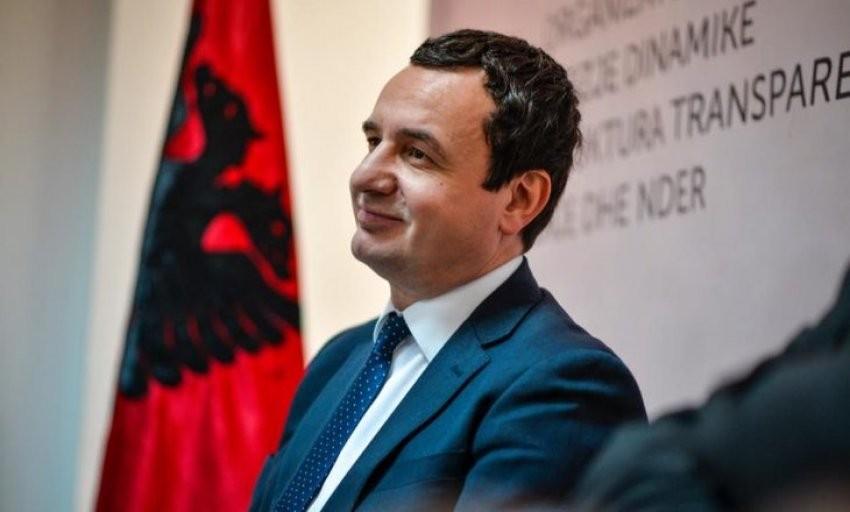 Самоопределување го предложило Курти за мандатар на новата косовска Влада
