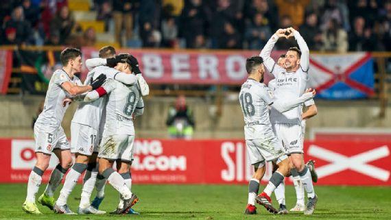 Тим од трета лига го отстрани Атлетико од Купот на Шпанија