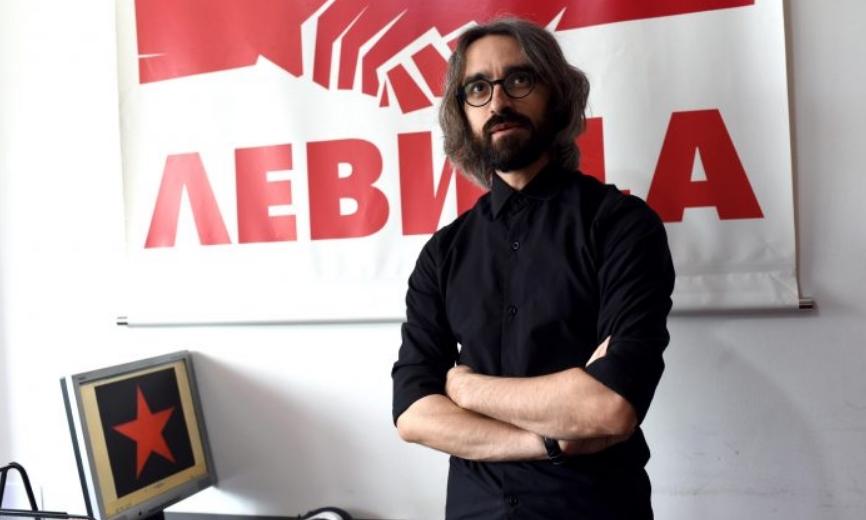 Левица примила донација од околу 18.000 евра од приватна фирма, Апасиев смета дека нема ништо спорно