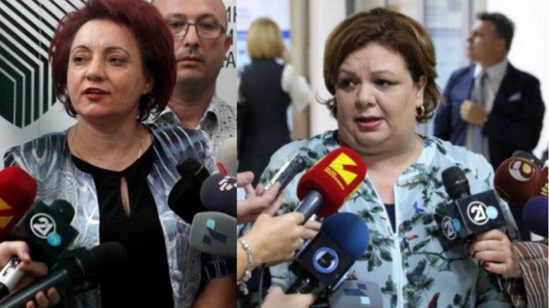 """Јанева останува во куќен притвор, следен сведок за """"Рекет"""" е обвинителката Лиле Стефанова"""