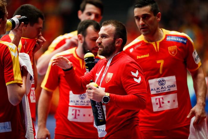 Со пресврт во второто полувреме, Чешка ја совлада Македонија