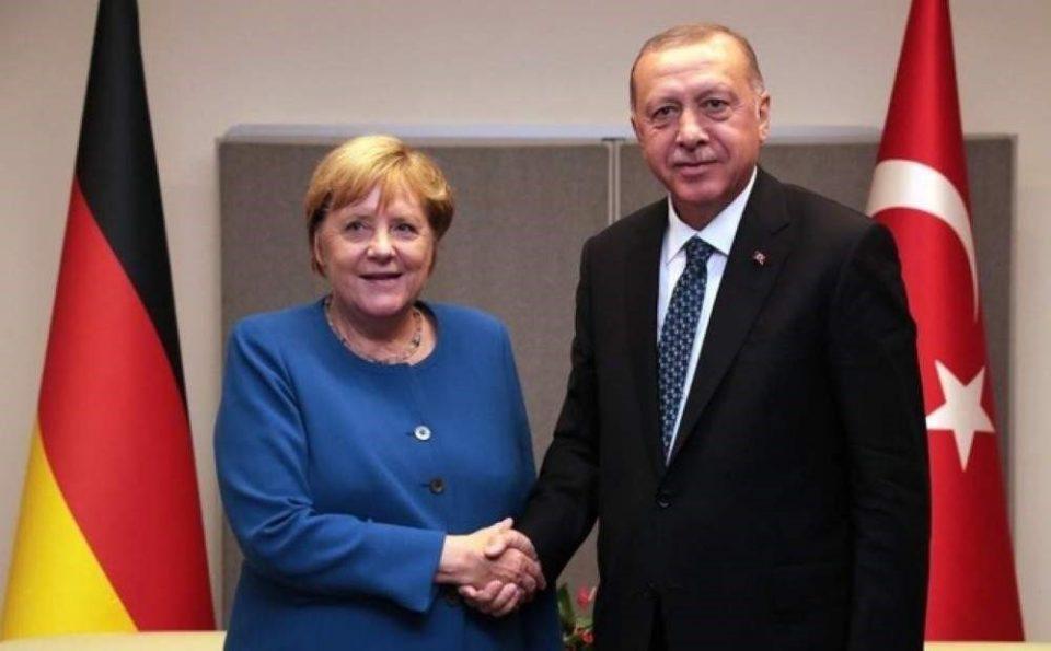 Денеска средба Меркел-Ердоган во Истанбул