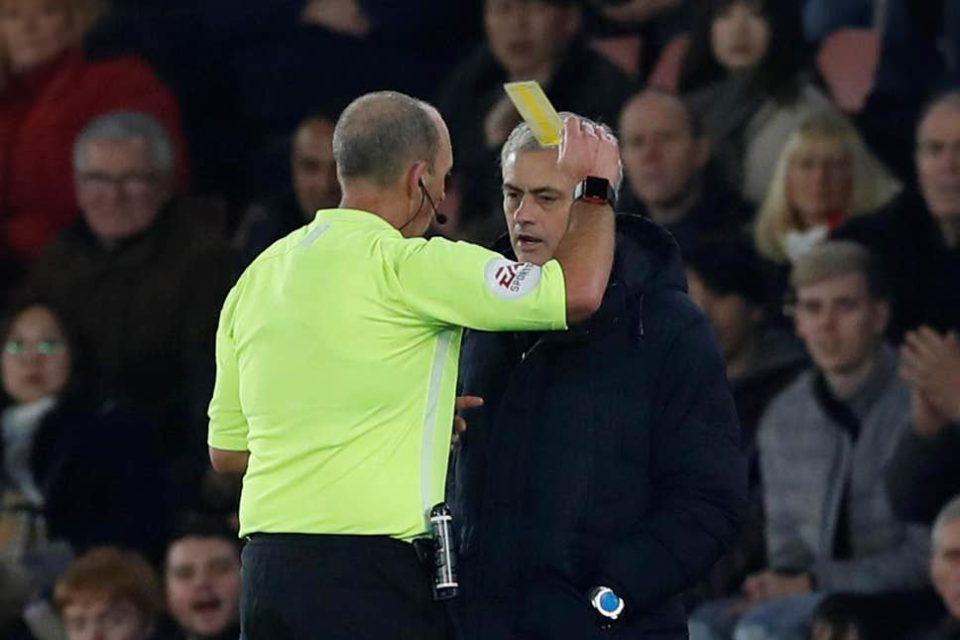 """Мурињо не кажа зошто го нарече тренерот на Саутемптон """"идиот"""""""