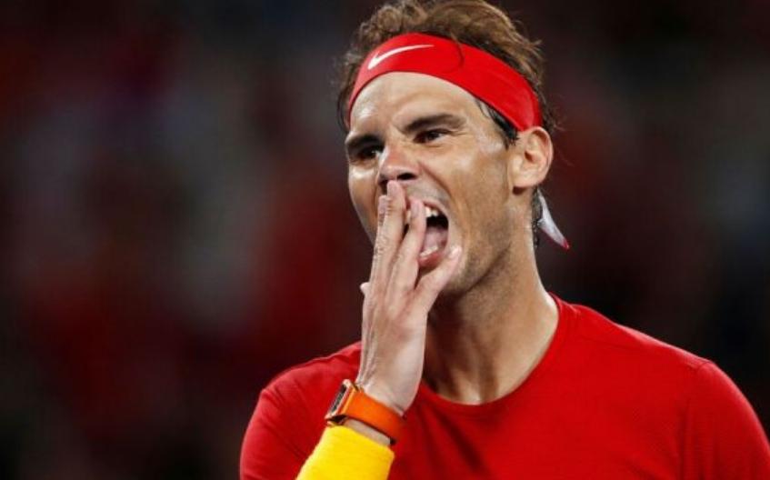 Надал незадоволен од однесувањето на српските навивачи