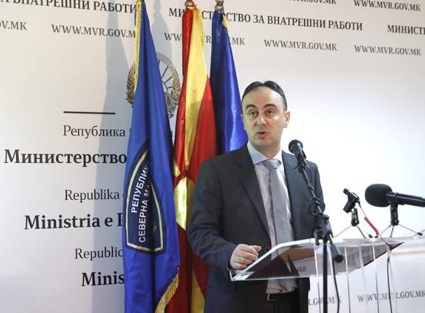 Чулев: За мене полициските службеници се херои и така ќе биде и во иднина