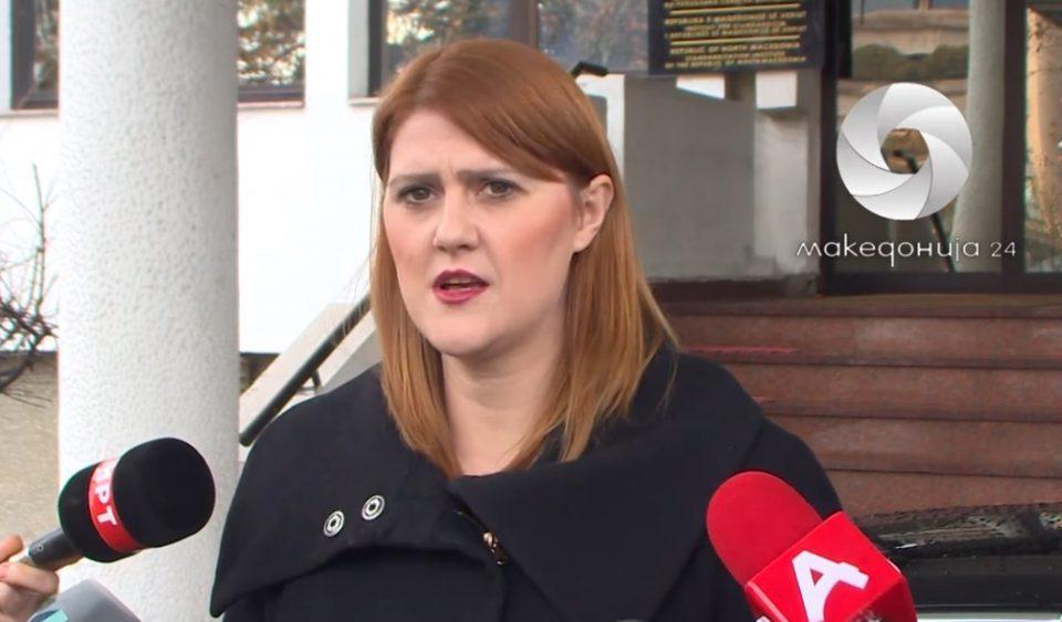 Стаменковска Стојковски: Заев ја потврди безидејноста и антагонизмот што го чувствува спрема администрацијата