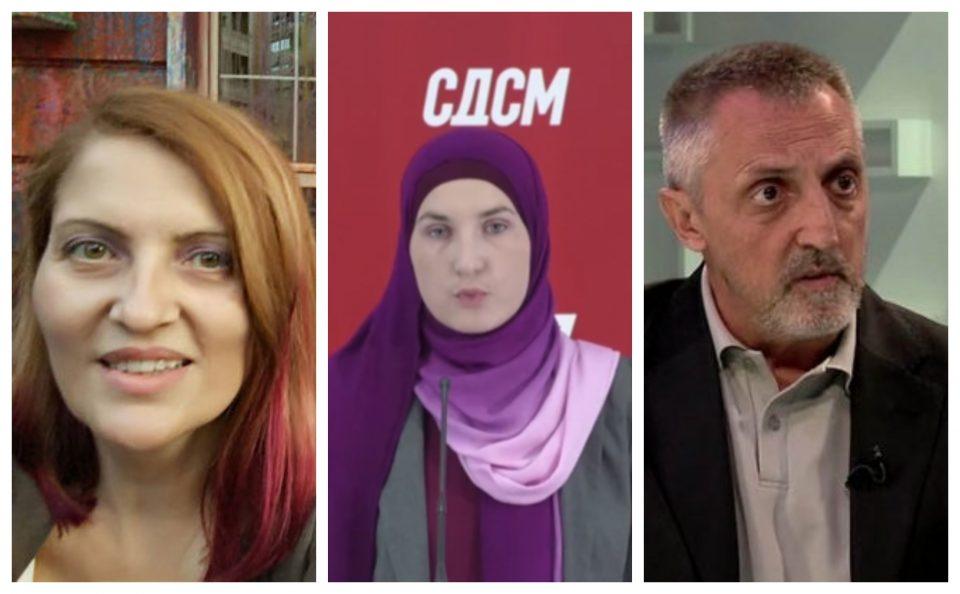 Парадокс: СДСМ се огради од антисемитизмот, но не и од антисемитите во своите редови?!