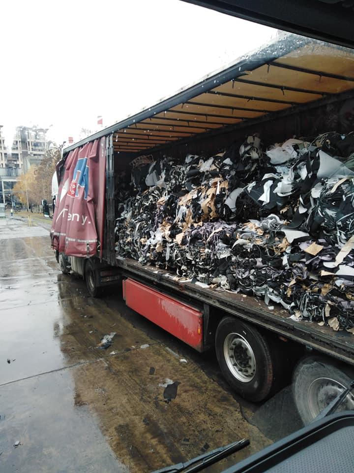 Примероците од италијанскиот отпад најден во Македонија ќе се испитуваат во Естонија!