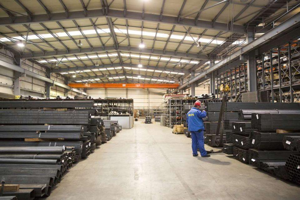 Пад од 5,9 проценти на индустриското производство