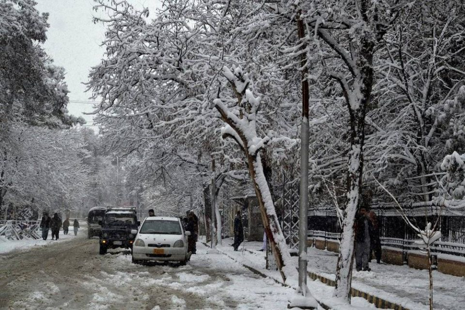 Над 40 жртви во невремето во Пакистан