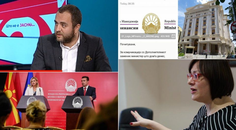 Адвокат Тошковски: Министерката Ангеловска стори флагрантна злоупотреба на нејзината службена положба