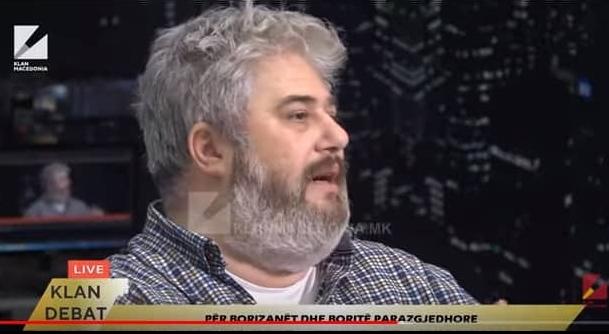 Петар Арсовски: Законот за јазици, ваков каков што е, ќе направи Македонците и Албанците да комуницираме преку преведувач