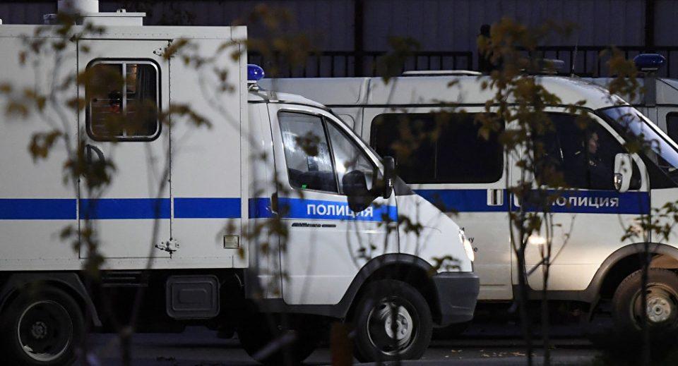 Нов бран анонимни дојави за поставени бомби во Москва