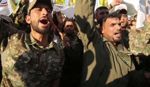 Во Багдад антивладини протести поради нападите на Иран