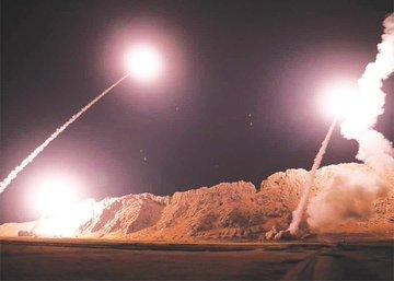 Сириската одбрана пресретнала ракети над Дамаск