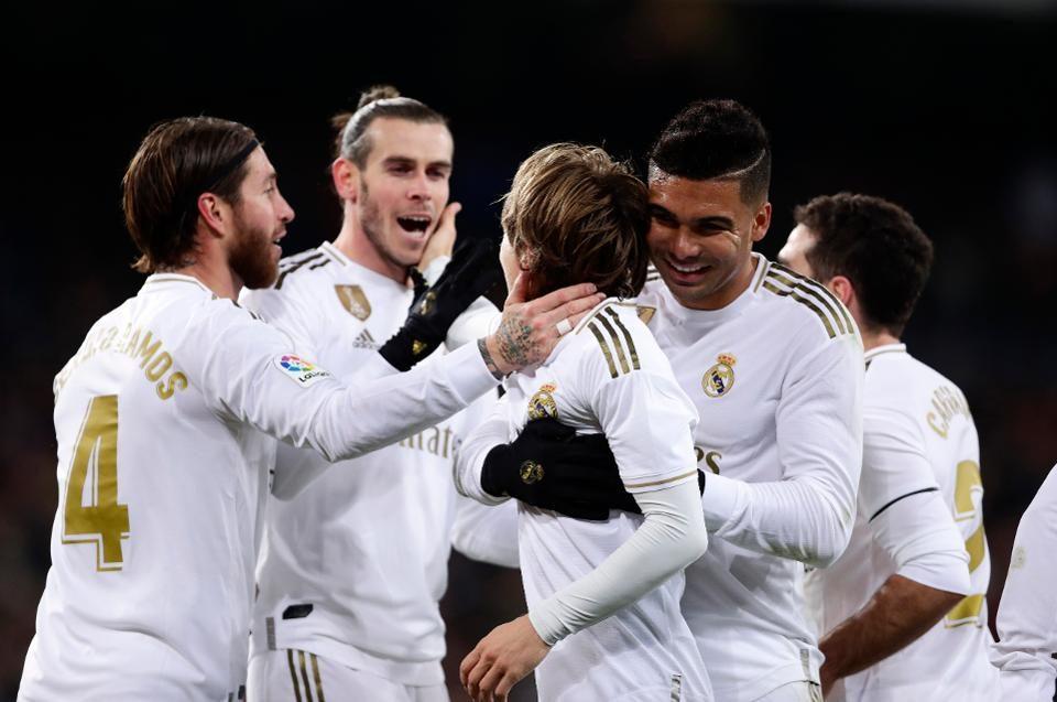 Реал нема пораз 20 натпревари, повеќе од три месеци