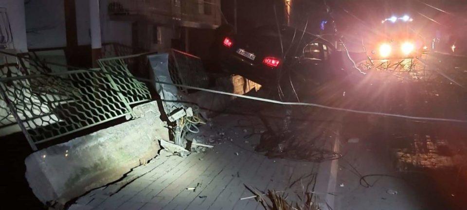 ФОТО: Тешка сообраќајна несреќа кај Кавадарци – дел од градот е без струја