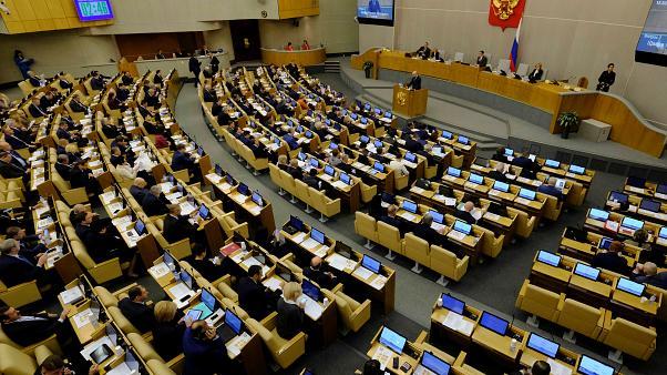 Думата на првото читање ги одобри промените во рускиот Устав