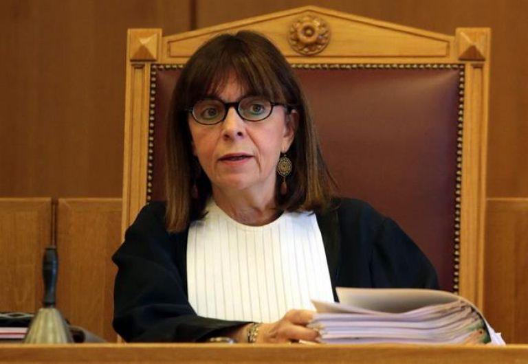 Новоизбраната грчка претседателка денеска ќе положи свечена заклетва