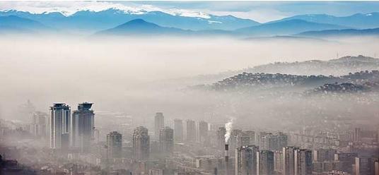 """Во Сараево прогласена """"узбуна"""" заради загадувањето на воздухот"""
